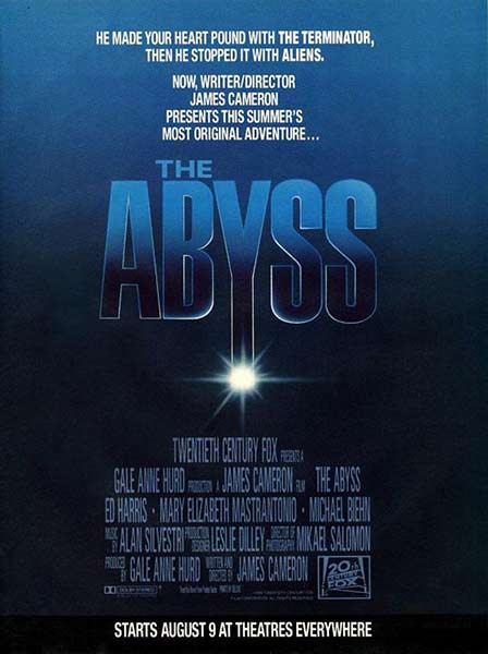 فيلم The Abyss