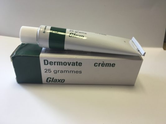 Dermovate Cream
