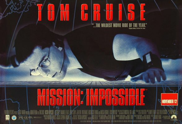 فيلم Mission: Impossible