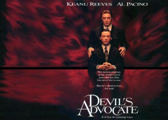 فيلم The Devil's Advocate